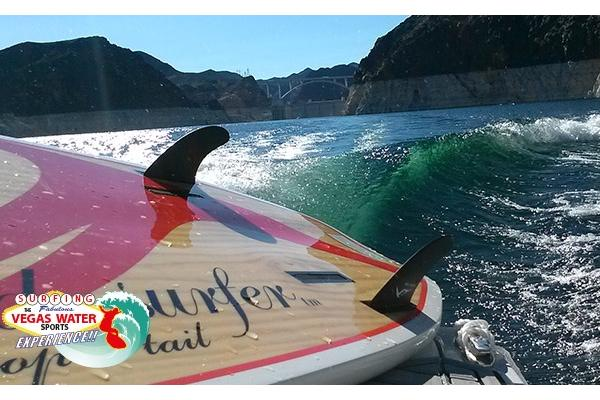 Have you ever experienced a water sport in front of the Hoover Dam? With Vegas Water Sports you can!